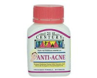 21st Century Anti-Acne (pack size 60)