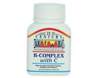 21st Century B-Complex with C (pack size  30)