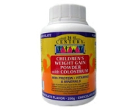 21st Century Children's Weight Gain Powder (pack size 250gm)