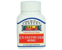 21st Century Co-Enzyme Q 10 60mg (pack size 30)