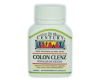 21st Century Colon Clenz 500 mg (pack size 60)