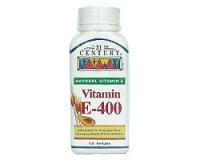 21st Century Vitamin E-400 (Natural) (pack size 100)
