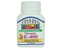 21st Century Vitamin E-400 (Natural) (pack size  30)