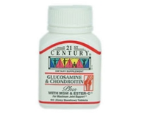 21st Century Glucosamine & Chondroitin Plus (pack size 60)