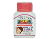 21st Century Hair, Skin & Nails (pack size 50)