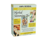 21st Century Herbal Slimming Tea - Honey Lemon (pack size 24)