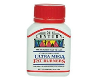 21st Century Ultra Mega Fat Burner (pack size 60)