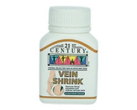 21st Century Vein Shrink (pack size 60)