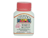 21st Century Women's MultiVite with EPO (pack size 30)