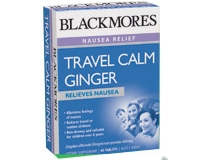 Blackmores Travel Calm Ginger (pack size 45)