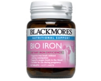 Blackmores Bio Iron (pack size  80)