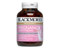 Blackmores Pregnancy & Breast-Feeding Gold (pack size 120)