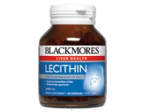 Blackmores Lecithin 1200mg (pack size  60)
