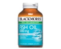 Blackmores Fish Oil 1000 (pack size 150)