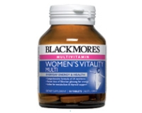 Blackmores Women's Vitality Multi (pack size 50)