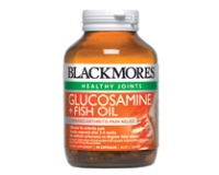 Blackmores Glucosamine + Fish Oil (pack size 90)