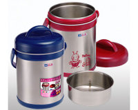 BUBEE Stainless Steel Insulated Vacuum Food Jar 2000ml