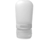 humangear GoToob Bottle - 1.25 oz (clear)