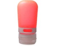 humangear GoToob Bottle - 1.25 oz (hot pink)