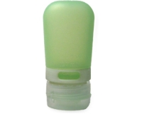 humangear GoToob Bottle - 1.25 oz (lime green)