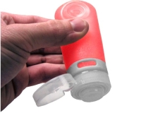 humangear GoToob Bottle - 2 oz (hot pink)