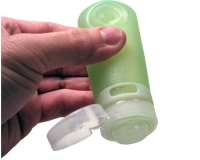 humangear GoToob Bottle - 2 oz (lime green)