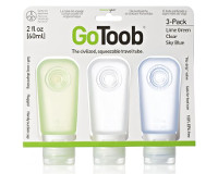 humangear GoToob Bottle - 2.0 oz (pack of 3)