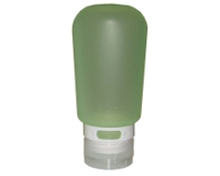 humangear GoToob Bottle - 3 oz (lime green)