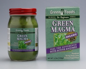 Green Foods Green Magma Barley Grass Juice Powder (150g)