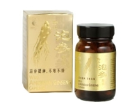 Heritage American Ginseng (Pao Shen) Cap (pack size 60)