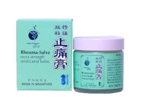 Heritage Rheuma-Salve E/S Medicated Balm (pack size 60ml)