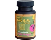 Heritage Herbal Cold & Flu Formula (pack size 60)
