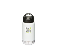 ..12oz/355ml Klean Kanteen WIDE INSULATED (Glacier White)