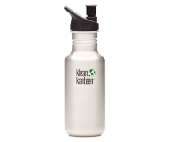 18oz/532ml Klean Kanteen Classic - poly sports cap