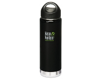 ..20oz/591ml Klean Kanteen WIDE INSULATED (Black Eclipse)