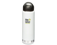 ..20oz/591ml Klean Kanteen WIDE INSULATED (Glacier White)
