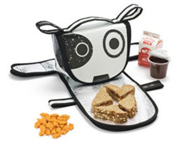 Built® Kids Insulated Lunch Bag - Lefty munchler (Dog)