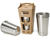 ......16oz Kanteen Stainless Steel Pint Cup (set of 4)