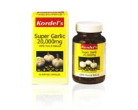 Kordel's Super Garlic 20,000mg (pack size 120)
