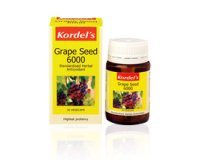 Kordel's Grape Seed 6000 (pack size  30)