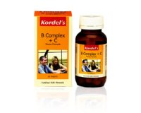 Kordel's B Complex + C (pack size  60)