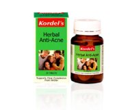 Kordel's Herbal Anti-Acne (pack size  50)