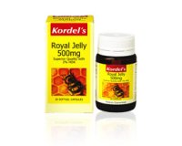 Kordel's Royal Jelly   500mg (pack size  30)