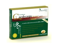 Lifestream Greenhouse Cordyceps Stroma <br> (pack size 60)