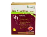 Lifestream Red Yeast Rice Complex