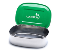 LunchBots Eco (Green)