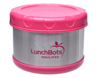 LunchBots Insulated Thermal (Pink)