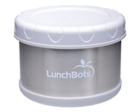 LunchBots Insulated Thermal (White)