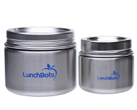 LunchBots Rounds - 16oz & 8oz set