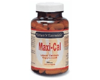 NE Maxi-Cal Liquid Calcium Supplement (pack size 180)